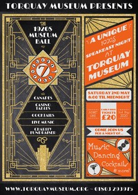 A 1920's Night at the Museum Ball