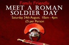 Meet a Roman Soldier Day