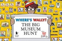 Where's Wally? The Big Museum Hunt.