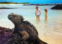Monty Halls - My Family and the Galapagos