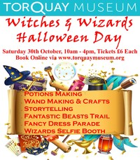 Witches & Wizards Halloween Celebration Day