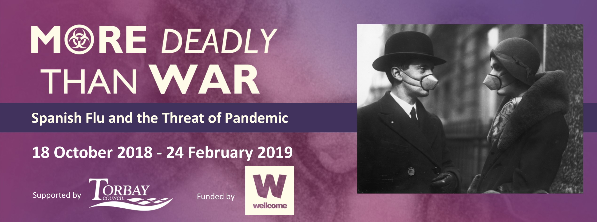 More Deadly Than War - Spanish Flu and the Threat of Pandemic