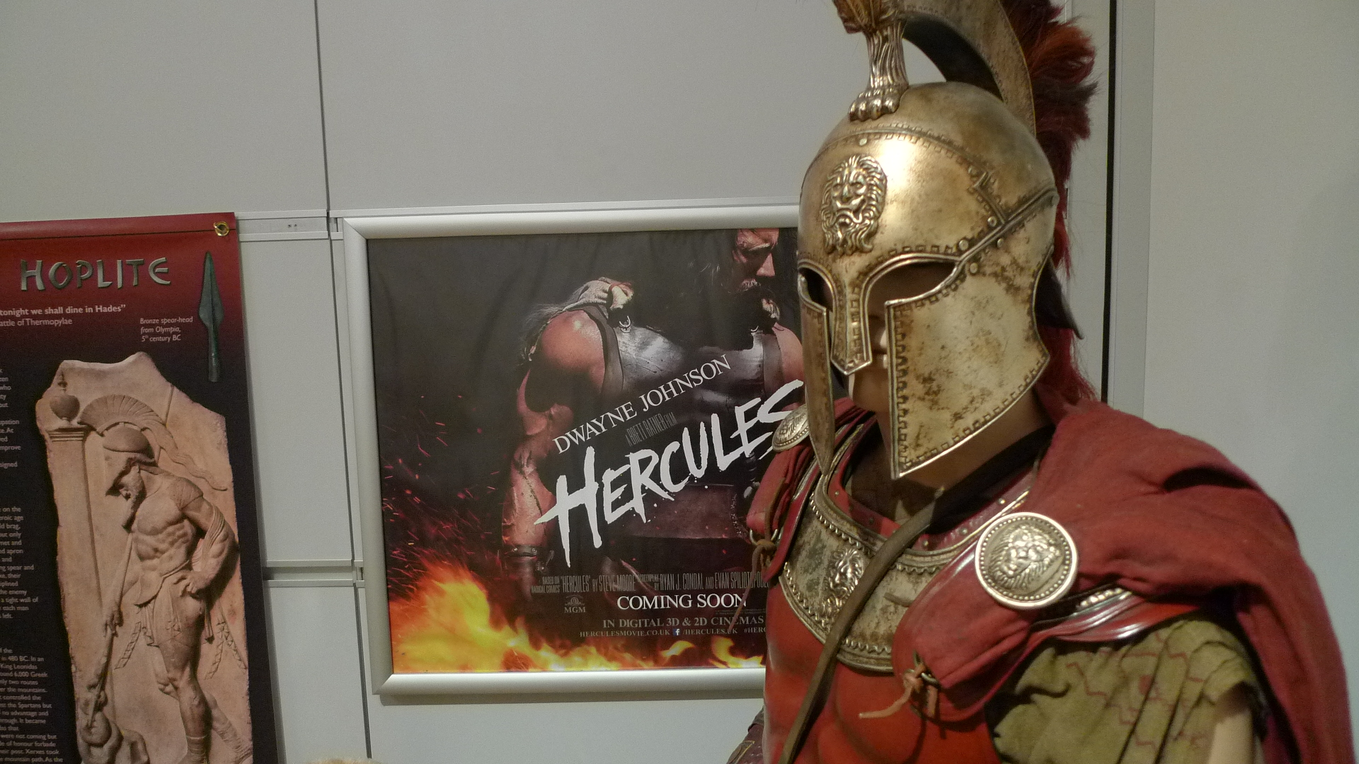 Warriors of The Ancient World: Epic Movie Arms & Armour
